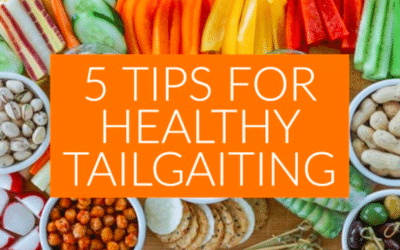 5 Tips for Healthy Tailgating
