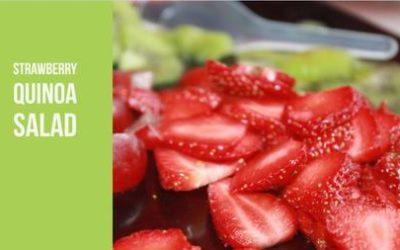 Strawberry and Quinoa Salad