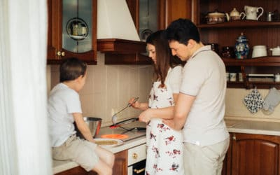 3 Tips For Eating Healthy With Your Family