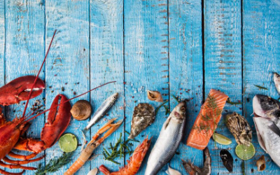 The (Healthy) Scoop on Seafood