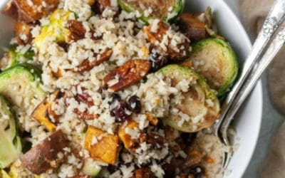 Vegan Harvest Bowl