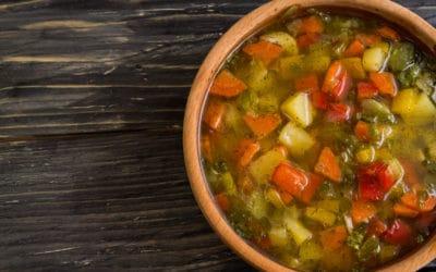 Sweet Potato Vegetable Soup