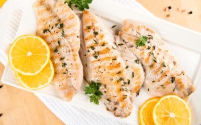 Cod & Lemon Rice