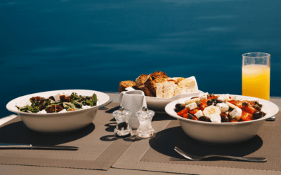 3 Tips for Eating Well While on Vacation
