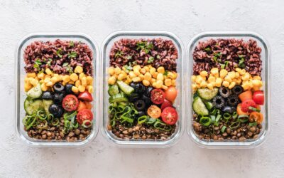 3 Reasons Why You Should Consider Meal-Prepping