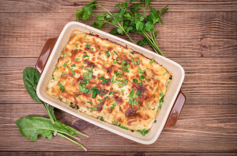 cheesy zucchini and chicken casserole